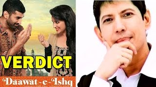 Daawat-e-Ishq Movie - Verdict