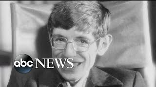 Celebrating the work, mind and humor of Stephen Hawking - ABCNEWS