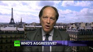 CrossTalk: Who Is Aggressive? - RUSSIATODAY