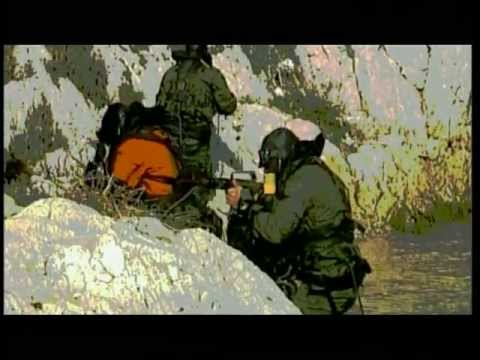 Καταδρομείς 4ο Σχολείο Υποβρύχιων Καταστροφέων Στρατού ξηράς Ειδικές Δυνάμεις 3ο Βίντεο