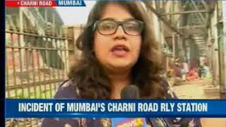 Another foot overbridge collapses in Mumbai - NEWSXLIVE