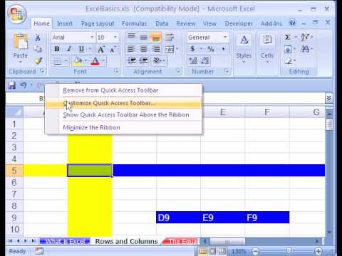 Excel Basics #1: What Is Excel?