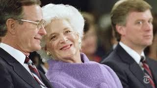 Who Was Barbara Bush? | NYT - THENEWYORKTIMES