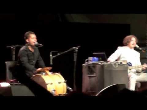 """Goran Bregovic - """"Bella ciao"""" - Concerto al Festival di Villa Arconati - 14 luglio 2011 - Parte 1"""