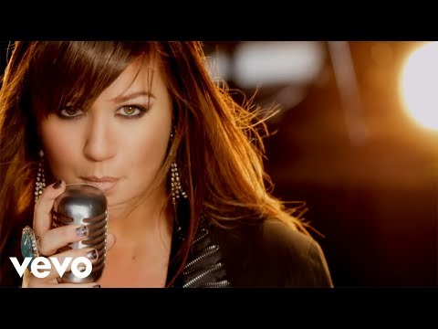 Kelly Clarkson Stronger What Doesn t Kill You