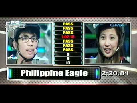 Eat Bulaga Pinoy Henyo Battle Of The Champions 07-07-12 Part2/2