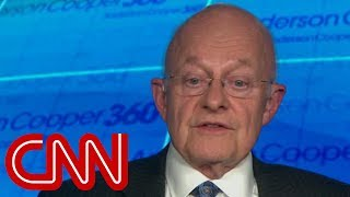 James Clapper reacts to call he should be investigated - CNN