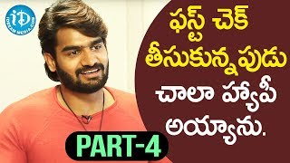 Hippi Movie Actor Karthikeya Exclusive Interview Part #4 || Talking Movies With iDream - IDREAMMOVIES