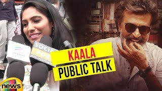Kaala Movie Public Response | Latest Movie Review | Rajinikanth's Kaala Movie | Mango News - MANGONEWS