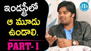 Jabardasth Sudigali Sudheer & Ram Prasad Exclusive Interview Part #1 || Talking Movies With iDream - IDREAMMOVIES