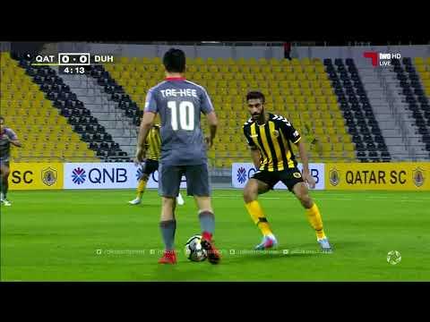 مباراة : الدحيل 6 - 0 قطر دوري نجوم QNB - اتفرج تيوب