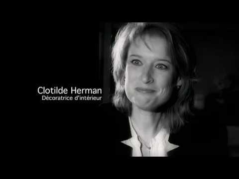 Clotilde Herman, décoratrice d