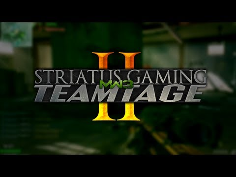 MW3 | Striatus Teamtage - Part 2 - Edited by Striatus.Ballin/Ocean/Ponani