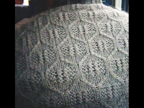 Gents Sweater Design no #53  in Hindi Knitting