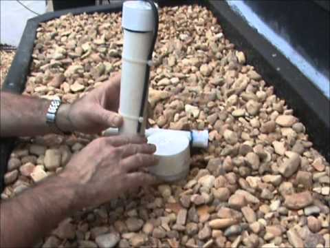 Aquaponics/Hydroponics made simple ( Bell Siphon)