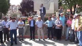 SLİ İşçileri Eylemi Zafer Meydanına Taşıdı