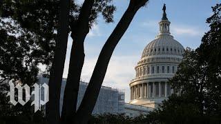 Senators speak to reporters on Capitol Hill - WASHINGTONPOST