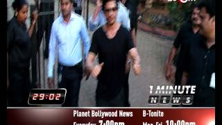 Bollywood News in 1 minute 10/03/14 | Shahrukh Khan, Priyanka Chopra, Karan Johar & others