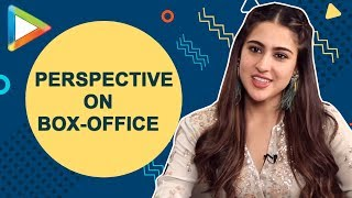 """Sara Ali Khan: """"I don't understand Box-Office too much BUT..."""" - HUNGAMA"""