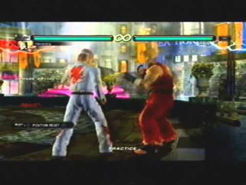 Tekken 6 Wall Extended Vol  4