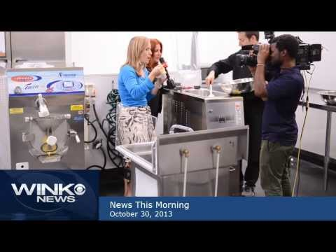 WINK TV News This Morning at Gelato Lab | Segment 6