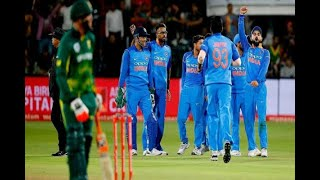 In Graphics: Johannesburg: India beats south Africa in the first T20 match - ABPNEWSTV