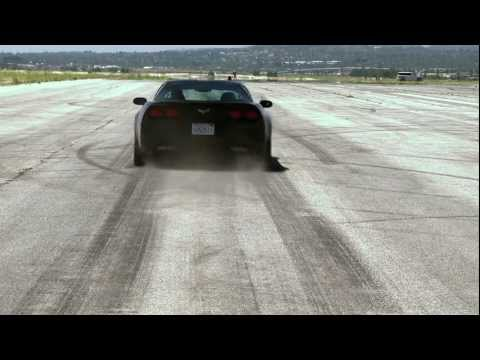 2012 Chevrolet Corvette Z06 - First Test