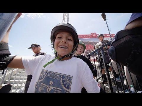 Skate Best Tricks – Best Moments – Asher Bradshaw
