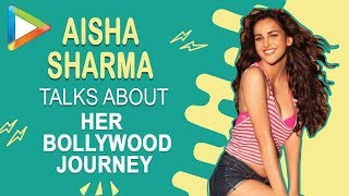 """Neha is not in a position to make things happen for me or.."": Aisha Sharma - HUNGAMA"