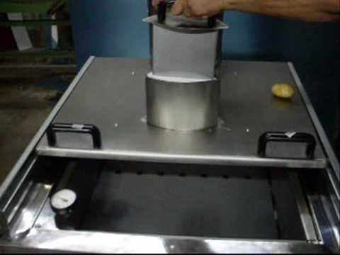 Máquina para Batata Chips da MONT CAR INOX