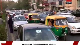 NGT prohibits vehicles older than 15 yrs to ply on Delhi roads - ZEENEWS
