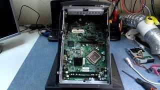 Ремонт необычного ПК IBM.