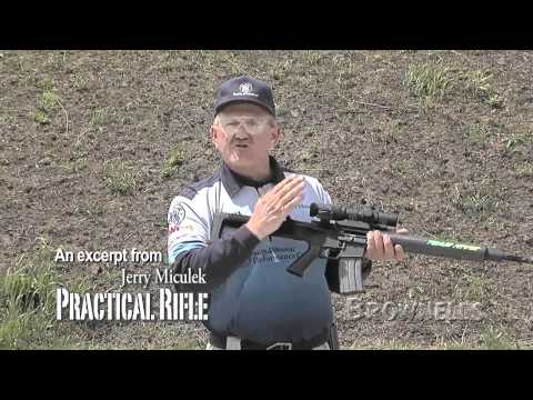 Policestore - Jerry Miculek Practical Rifle DVD Segment, D3S5s2
