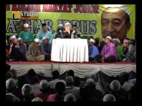 (Senyum) Makmum MASBUK Jadi Imam - Ustaz Azhar Idrus