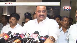 AP Minister Acham Naidu Stay on NTR Health University Counselling | CVR News - CVRNEWSOFFICIAL