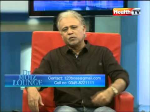 ''Dr Moiz Lounge'' Topic : MAGIC part-4/4 (11-SEP-12) Health TV
