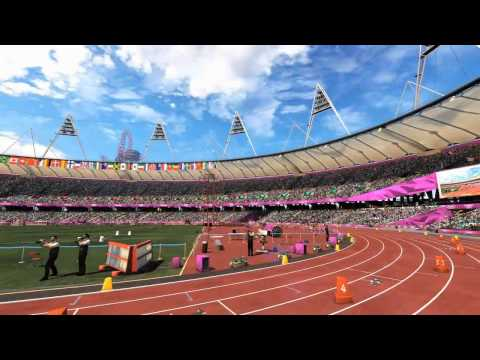 YogTrailers - London 2012 Olympics: Stadium Flyover