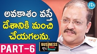 Color Chips MD Sudhish Rambhotla Exclusive Interview Part #6 || Business Icons With iDream #6 - IDREAMMOVIES