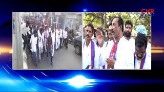 ఊపిరి ఉన్నంత వరకు సేవ చేస్తా l BLF Candidate Banoth Mohanlal Election Campaign At Mahabubabad l CVR - CVRNEWSOFFICIAL