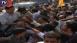 Nara Lokesh Badvel Road Show in  Kadapa District - TV5NEWSCHANNEL