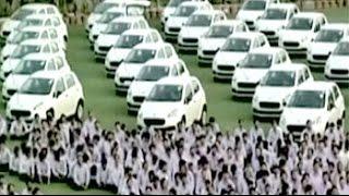 Diwali bonus: Diamond merchant does an Oprah, gifts cars, homes, jewelry to employees - NDTV