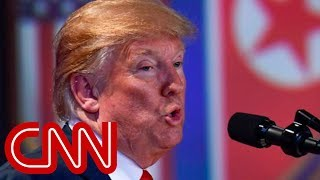 Trump jokes about wanting Americans to be like N. Koreans - CNN