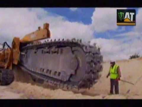 Excavadora de zanjas - Herramientas - vermeer T1255 commander