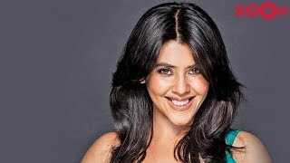 Ekta Kapoor WITHDRAWS her name from credits for her next web series! | Bollywood News - ZOOMDEKHO