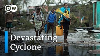 Death toll from cyclone in Southeast Africa could exceed 1,000 | DW News - DEUTSCHEWELLEENGLISH