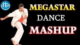 Megastar Chiranjeevi Best Dance Mashup || Chiru 60th Birthday Special - IDREAMMOVIES