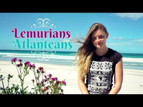 ASMR Ancient Civilisations Ramble   Lemurian & Atlantean's