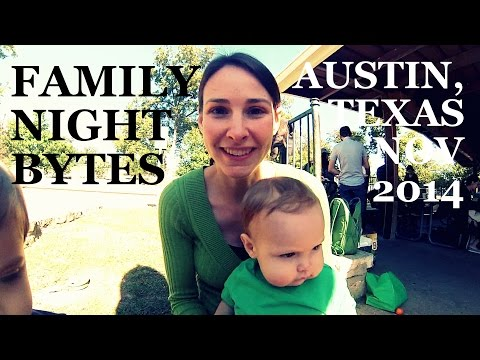 Family Night Byes - Austin, TX - November 2014
