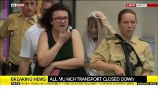Witness Report From Munich - SKYNEWS