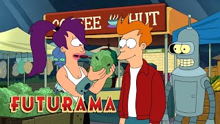FUTURAMA | Season 8, Episode 9: A Trip To The Farmer's Market | SYFY - SYFY